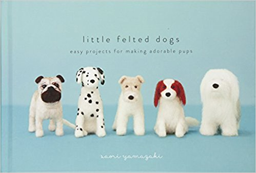 Little Felted Dogs Book