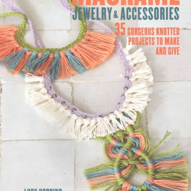 Macrame Jewellery & Accessories