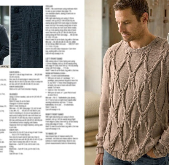 Men's Merino Collection Book