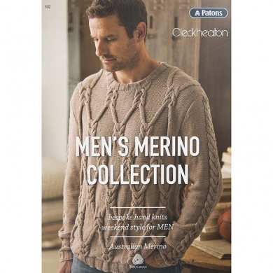 Men's Merino Collection Book