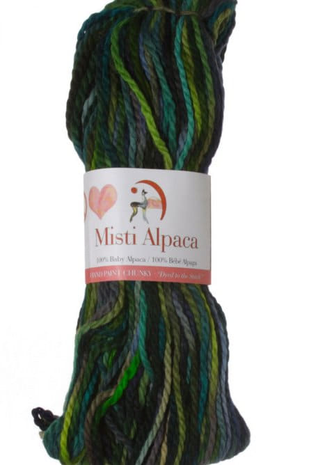 Misti Alpaca Hand Paint Chunky #72