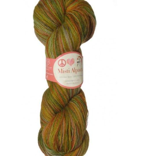 Misti Alpaca Hand Paint Lace #54