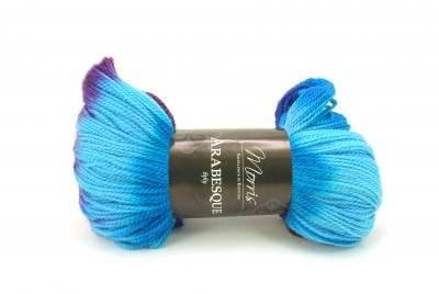 Morris Arabesque 8ply #1315
