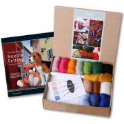Felting Kits, Books & Supplies