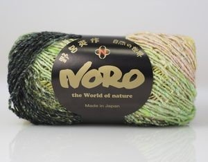 Noro Janome 8ply Wool #07