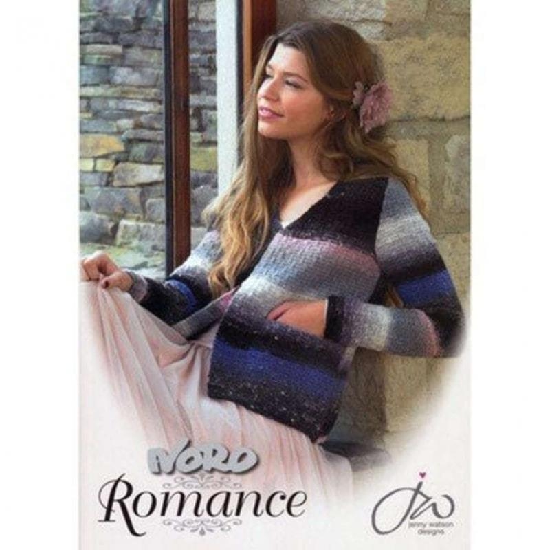 Noro Romance Pattern Book Kureopatora
