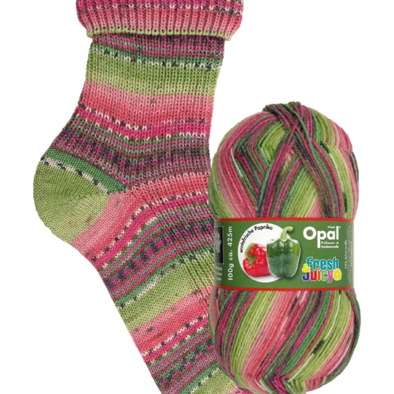 Opal Sock yarn Fresh & Juicy 4ply 9360