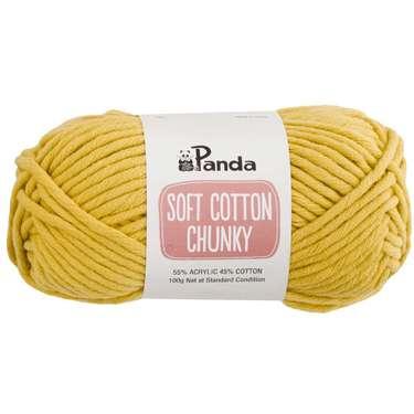 Panda Soft Cotton Chunky -  Amber