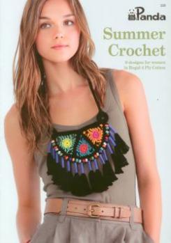 Panda Summer Crochet
