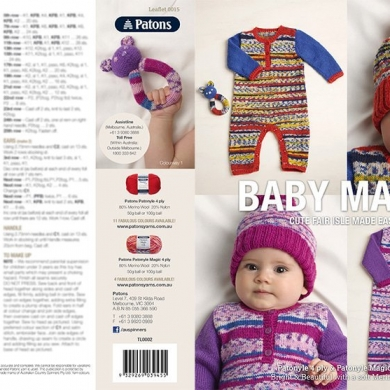 Patons Baby Magic - 0015