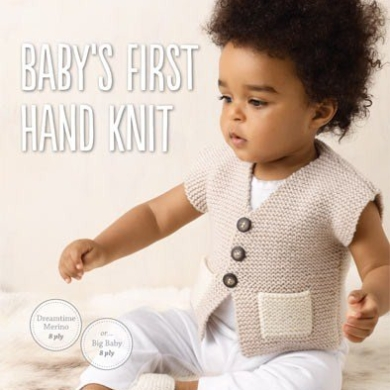 Patons Baby's First Hand Knit