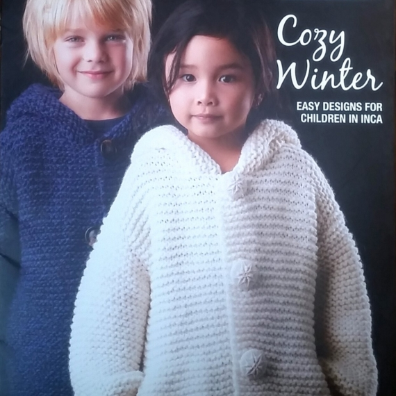 Patons Cozy Winter Inca Book #7022