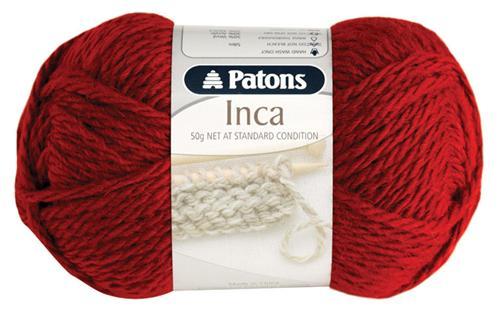 Patons Inca 14 ply #7040