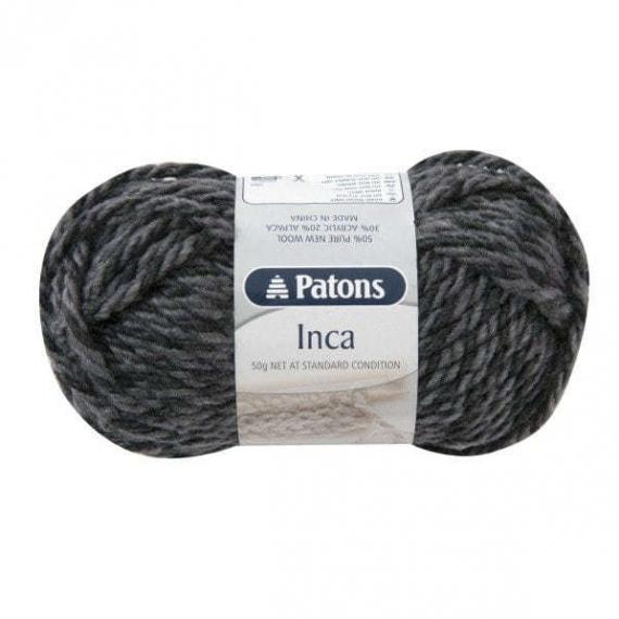 Patons Inca 14 ply #7019