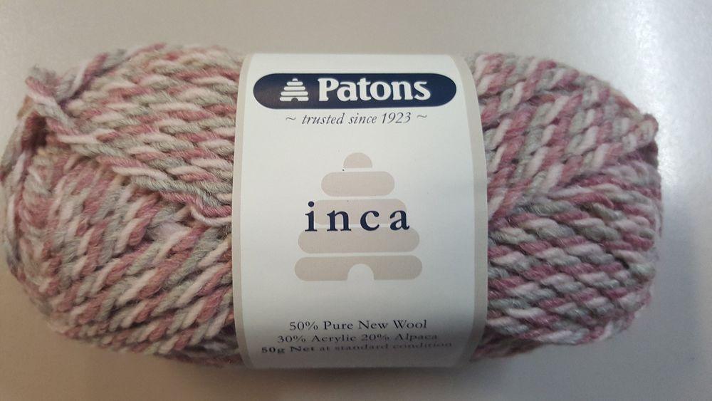 Patons Inca 14 ply #7059