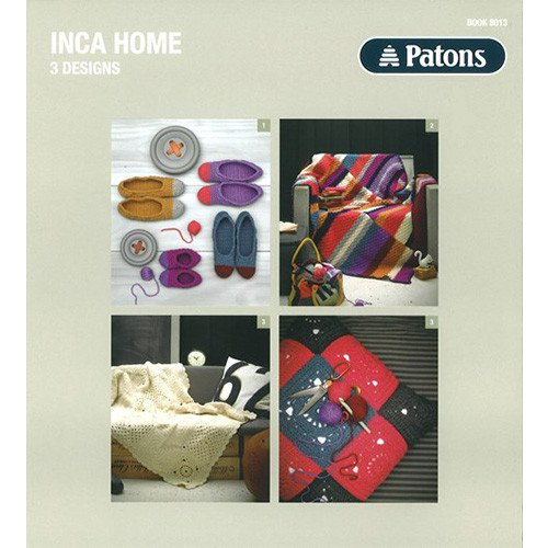 Patons Inca Home Crochet & Knit