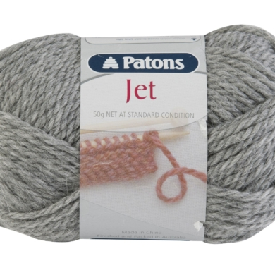 Patons Jet 12 ply - 819 Silver