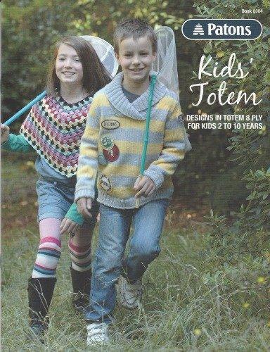 Patons Kids Totem 8py #8004