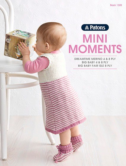 Patons Mini Moments #1320