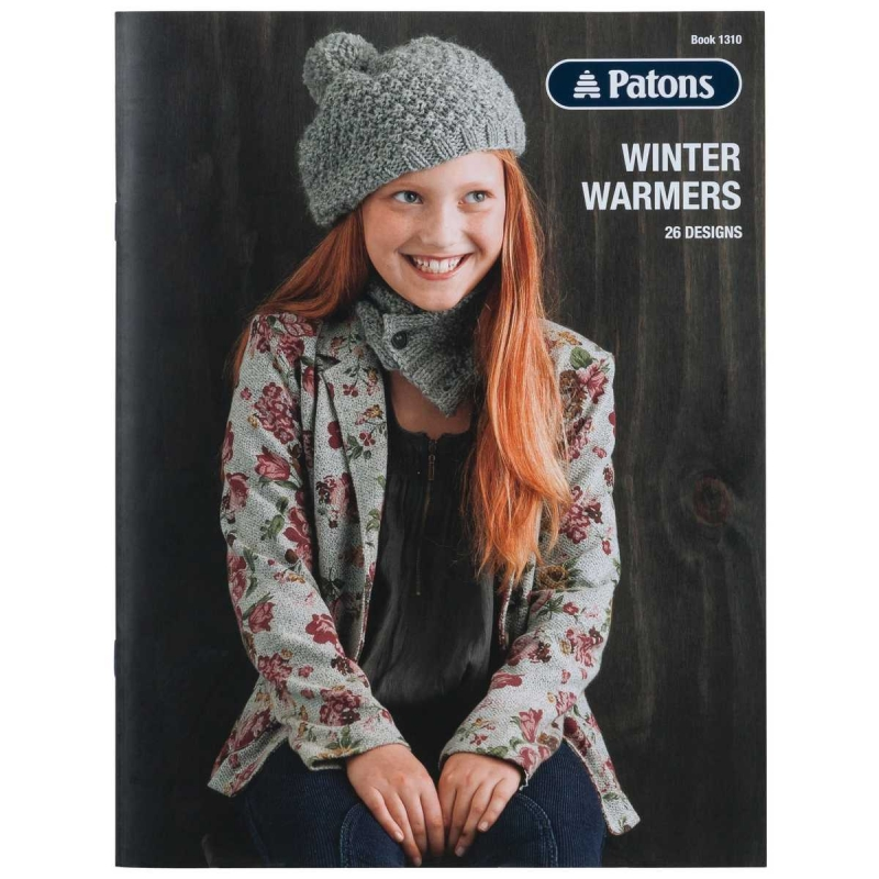Patons Winter Warmers #1310