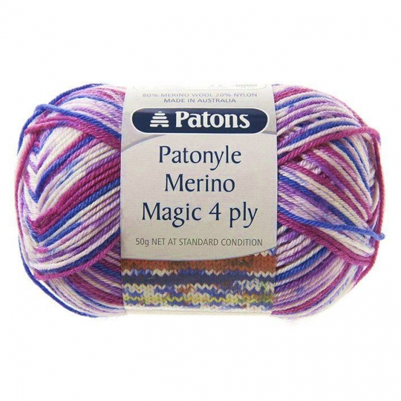 Patonyle Merino Magic 4 ply #5556