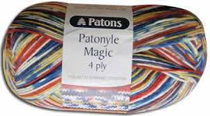 Patonyle Merino Magic 4 ply #5558