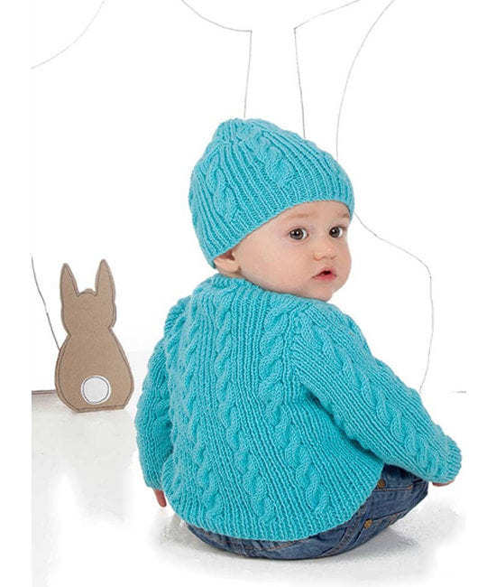 Peter Pan Merino Baby 8ply #360