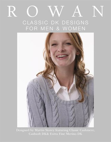 Rowan Classic DK designs For Men & Women