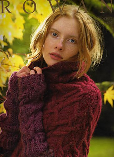 Rowan Knitting Crochet Magazine Issue 50