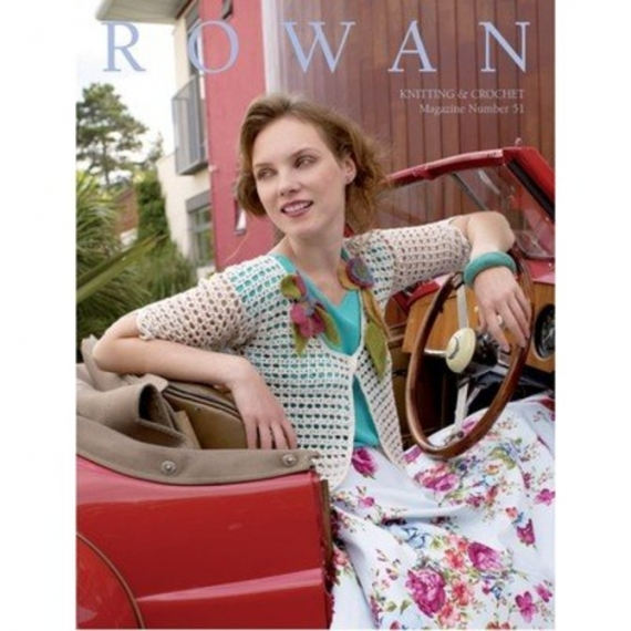 Rowan Knitting Crochet Magazine Issue 51