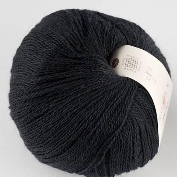 Rowan Lace Yarn Gunmetal