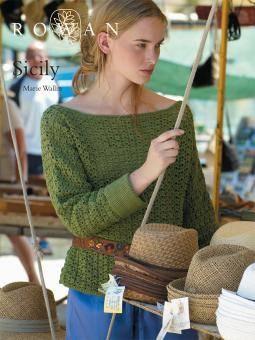 Rowan Summer Crochet 8 ply