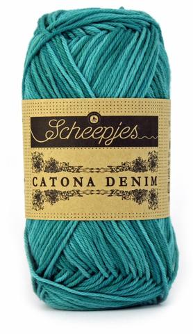 Scheepjes Catona Denim 4ply Cotton #166