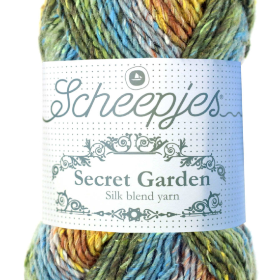 Scheepjes Secret Garden 8ply #701