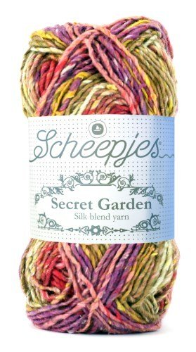 Scheepjes Secret Garden 8ply #705