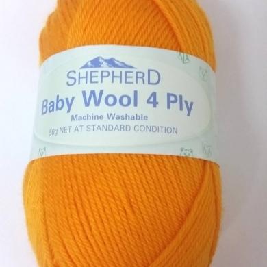 Shepherd merino baby wool 4ply - 2940