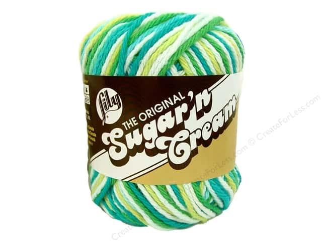 Sugar N Cream Cotton Yarn - Mod Ombre