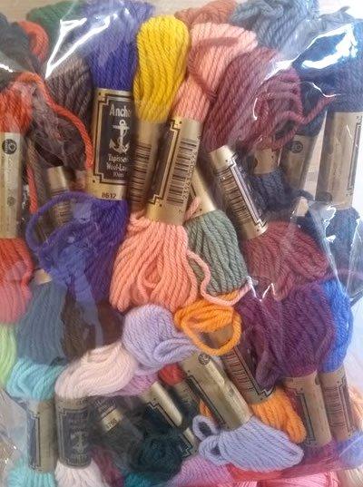 Tapestry Wool x 50 Asst