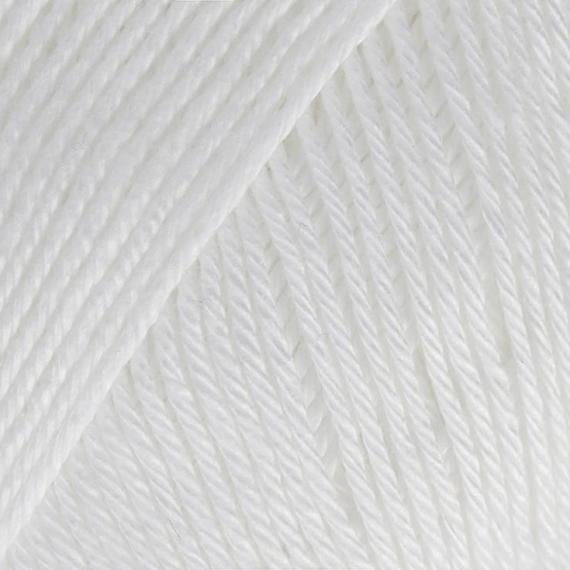 Wendy Supreme Cotton 4ply 100gm White