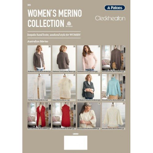 Patons Womens Merino Collection #303