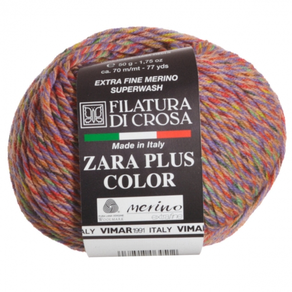Zara Color Extrafine Merino 8ply