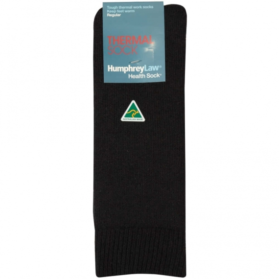Humphrey Law Thermal Wool Sock