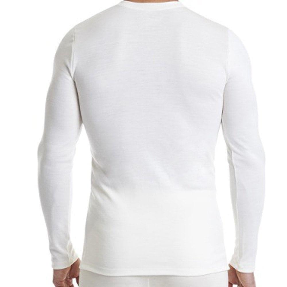 Buy merino wool thermal long sleeve afterpay zippay for Merino wool shirt long sleeve