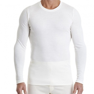 Thermo Fleece Merino Wool Thermal Long Sleeve