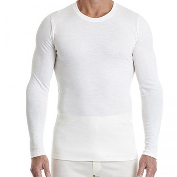 Merino Wool Thermal Long Sleeve