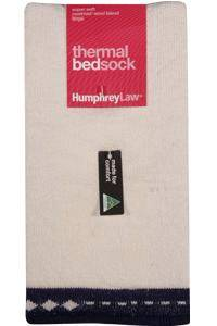Humphrey Law Thermal Bed Sock Large