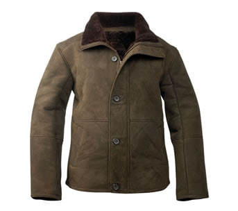 Wild Goose Sheepsin Alexander Jacket