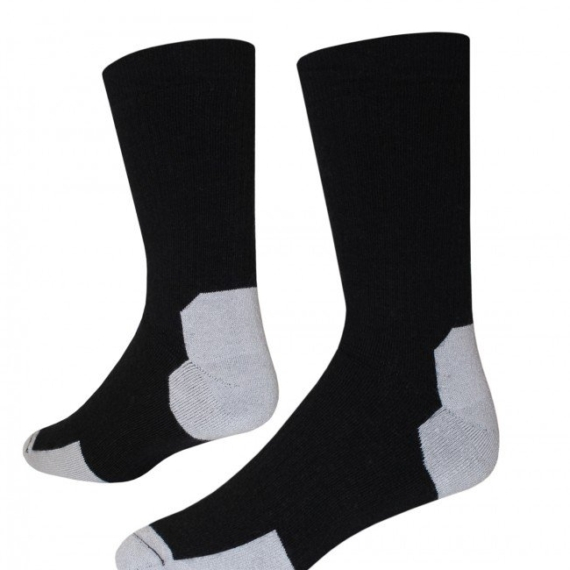 Wilderness Wear Hike & Travel Wool Socks 12-15