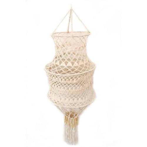 Crochet Cotton Light Hanging
