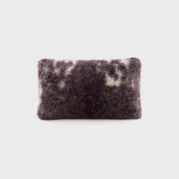 Exotic Sheepskin Cushion Rectangle